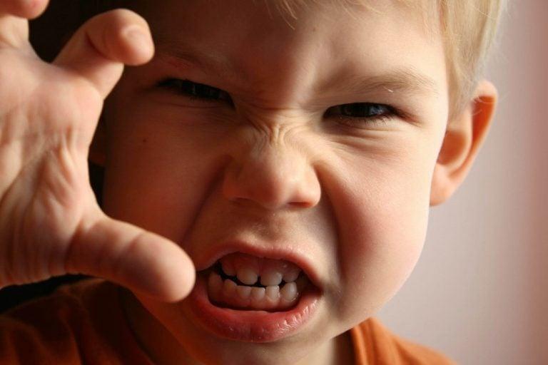 아이의 분노에 대처하는 법