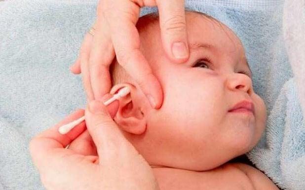 아기의 귀 염증을 예방하자