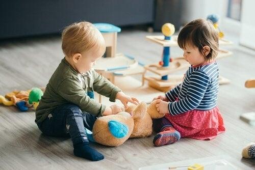 어린이집에서 감염되는 질병