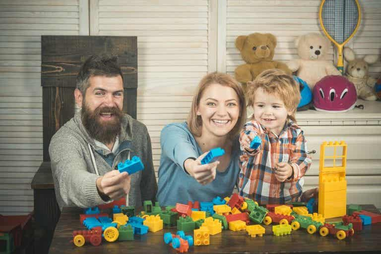 두 살 아이를 위한 재미있는 놀이 활동 5가지