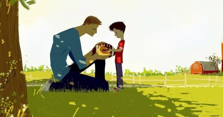 고정관념 벗어나기: 아들도 다정하고 배려심이 많다