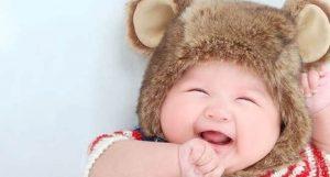 5개월 아기의 특징과 변화