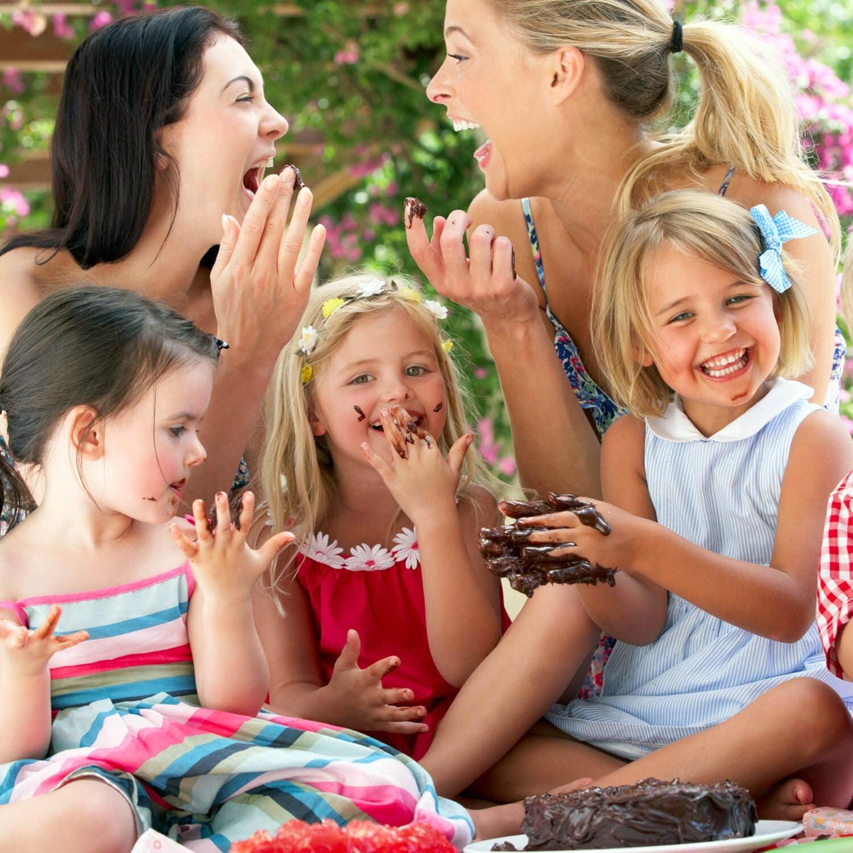 아이의 삶에서 대모의 중요성