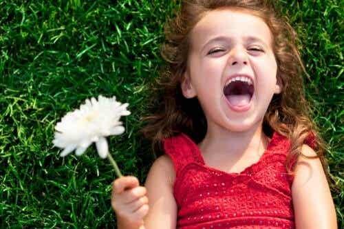행복한 아이로 키우는 6가지 팁