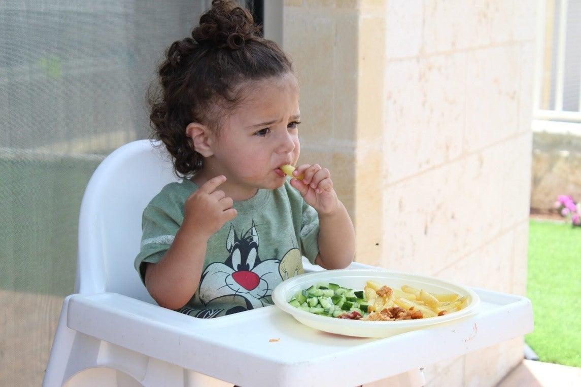 아이의 건강에 가장 좋은 음식