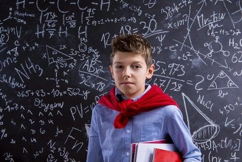 아이가 높은 지적 능력을 가지고 있다면?