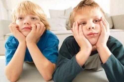 아이의 게으름을 방지하는 팁 6 가지