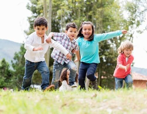 만 0~5세 아이의 운동 기능 발달