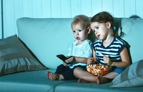 왜 아이들은 똑같은 영화를 보고 또 볼까?