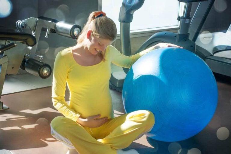임산부를 위한 6가지 기초 골반저근 운동