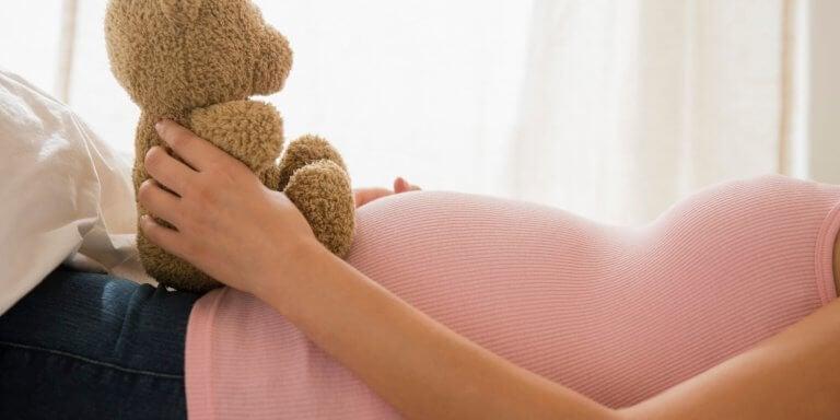 임신한 지 몇 주가 되었을까?