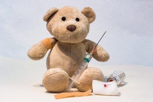 아기에 대한 백신의 부작용