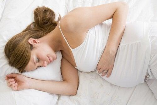 임신부를 위한 5가지 수면 자세