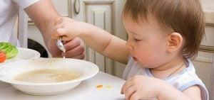 생후 9-12개월 아기를 위한 맛있는 레시피