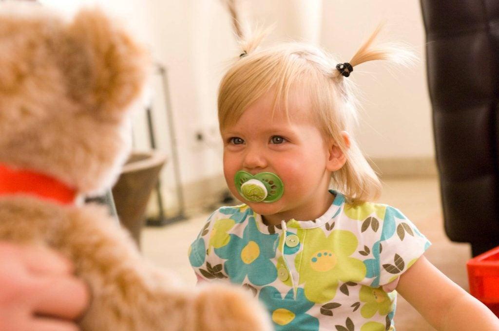긍정적인 자극은 아기의 기억력을 활성화할 수 있다