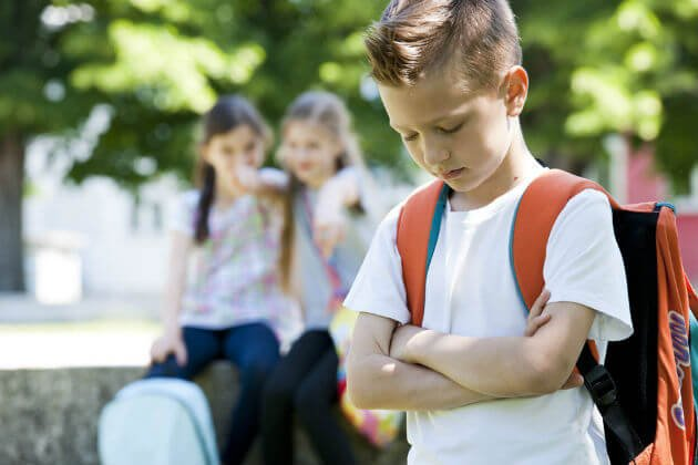 아이가 괴롭힘을 당하면 어떻게 해야 할까?