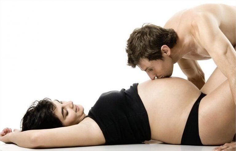 임신 중 성관계 시기