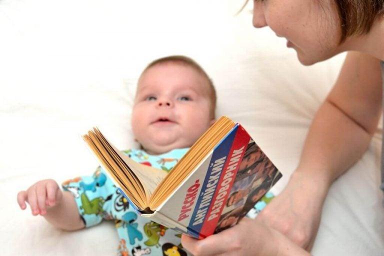 엄마의 목소리가 아이의 두뇌를 깨운다