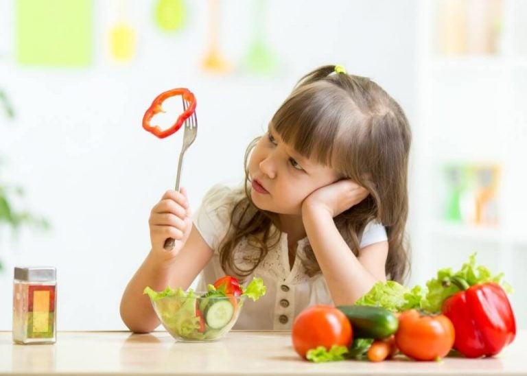 아이가 먹지 않을 때 어떻게 해야 할까?