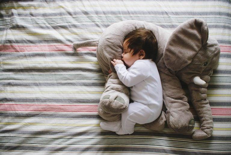 2세 - 5세 아이들에게 잠자는 방법을 가르치기