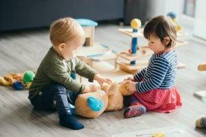 아이를 어린이집에 보내는 것의 장점