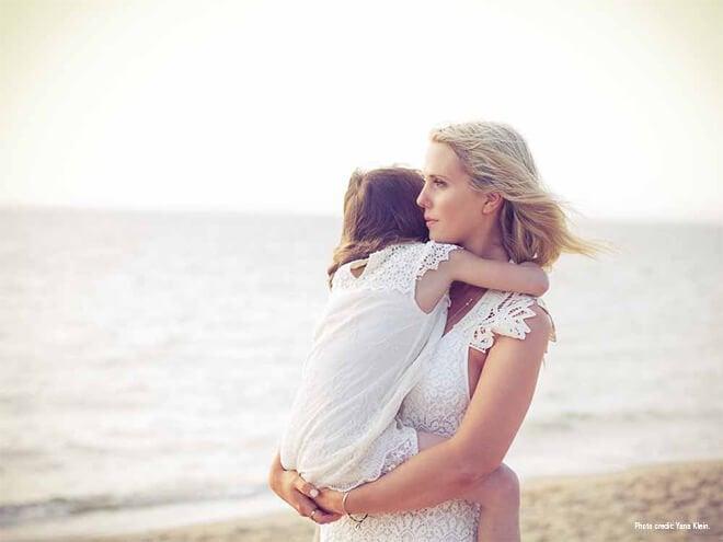 엄마와 딸의 유일하고 특별한 유대감