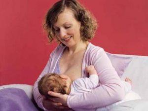 유용한 모유수유 자세 5가지