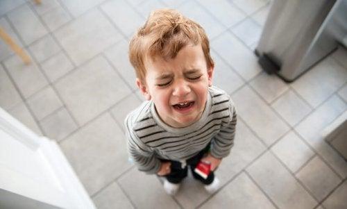 아이가 뜨거운 물에 화상을 입었을 때 대처 방법