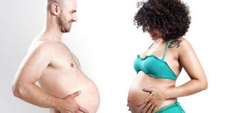 쿠바드 증후군: 예비 아빠도 함께 겪는 임신 증상