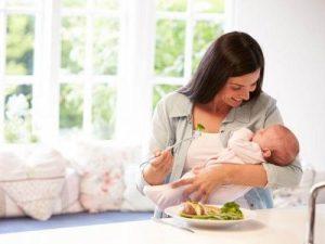 출산 후 다이어트는 언제 시작할까?