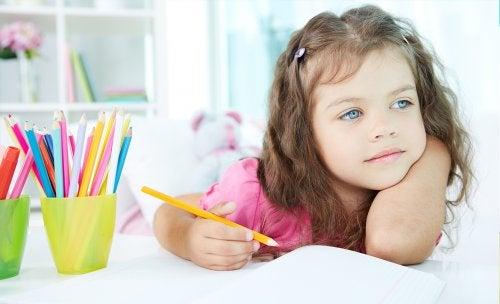 아이가 수업에 집중하지 못하면 어떻게 해야 할까?