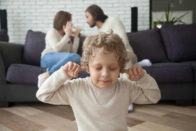 아동기 및 청소년기 자녀에게 부모의 이혼이 끼치는 영향