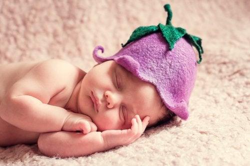 신생아를 위한 올바른 영양 공급원