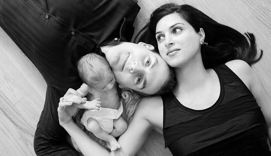 처음으로 부모가 되는 사람들을 위한 팁 8가지