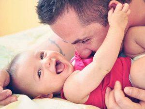 좋은 아빠가 될지 알아보는 방법