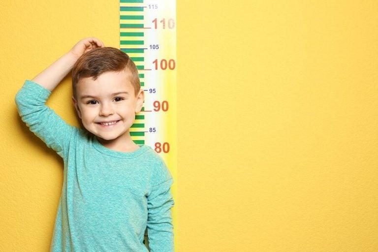 아이의 성장: 언제 아이는 성장을 멈출까?