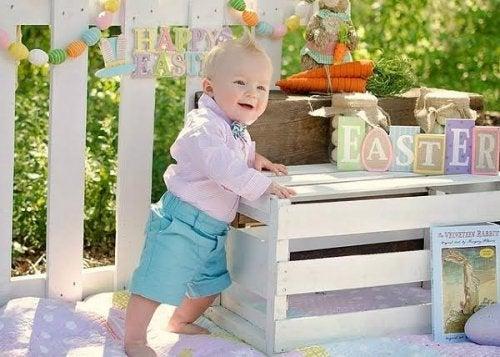 아기의 생후 1년 동안 일어나는 변화와 성장