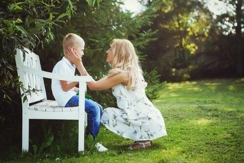 엄마의 사랑은 최고의 약이다