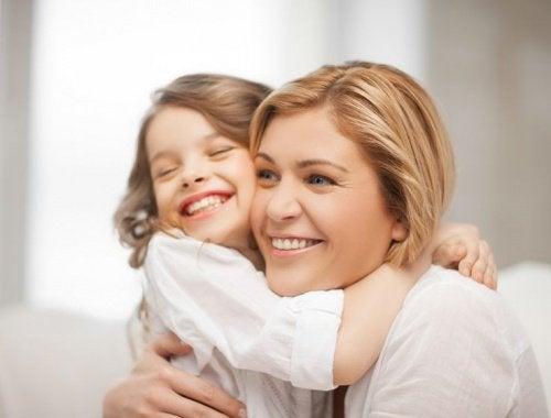 아이의 두뇌 발달 과정에 결정적인 애정의 중요성