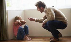 전통적인 체벌의 심리적 효과