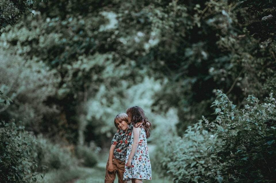 뿌리와 날개: 아이에게 줄 수 있는 최고의 선물