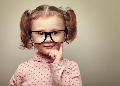 아이의 시각 발달