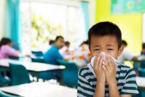 면역결핍 문제