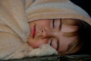 늦게 자는 아이는 더 많은 장애를 가질 수 있다