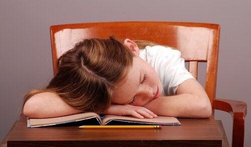 늦게 자는 아이는 더 많은 장애를 앓는다