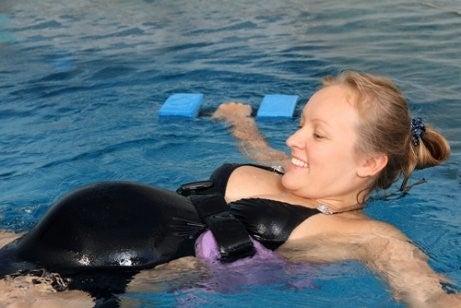 임산부가 수영을 하면 좋은 점