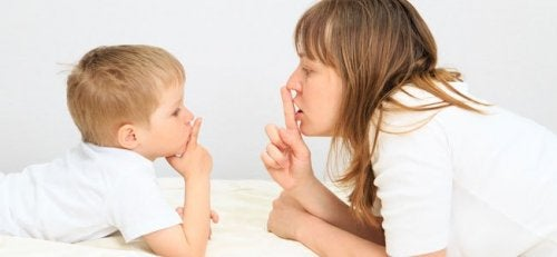 침묵의 기술을 아이에게 가르쳐야 하는 이유