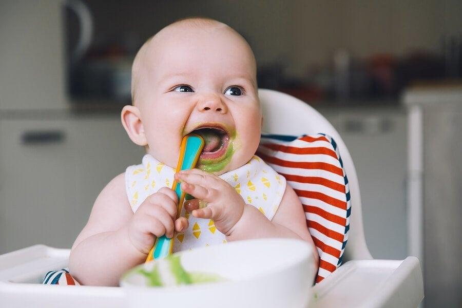 아기를 위한 채소 퓌레 7가지
