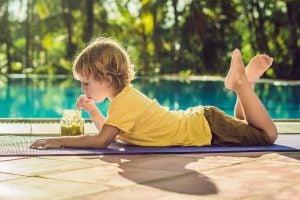 아이를 위한 비타민이 풍부한 주스 7가지