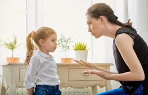 부모와 아이 사이의 상호 존중